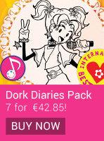 Dork Diaries Pack