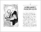 Horrid Henry's Monster Movie Sneak Preview