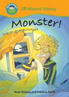All About Henry: Monster!