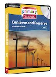 Conserve and Preserve Activities CD-ROM