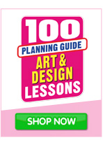 100 lessons planning guide Art and Design