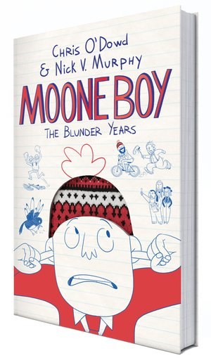 Moone Boy cover