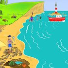 Explore the seaside