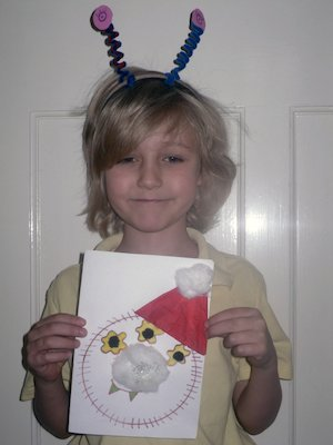 Monster Christmas 1