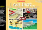 I was there…