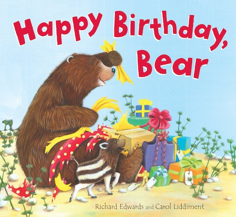 happy birthday bear   scholastic kids club