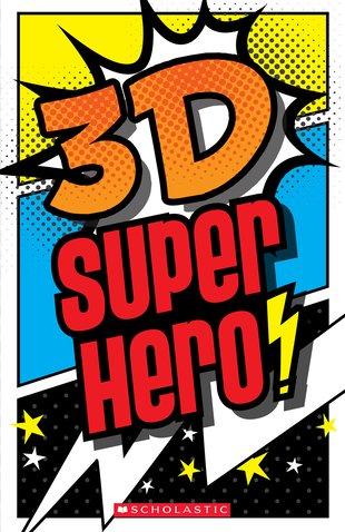 Hardback Superhero Books For Kids
