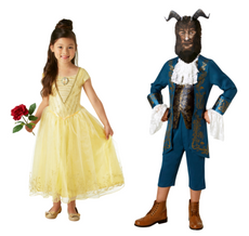 WIN a Belle or Beast costume!