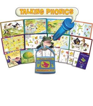 Two Pupils using TalkingPEN