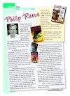 Author profile: Philip Reeve