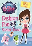 Littlest Pet Shop: Fashion Fun Sticker Book