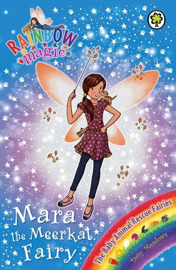 rainbow magic animal rescue fairies 136 mara the meerkat fairy scholastic kids 39 club. Black Bedroom Furniture Sets. Home Design Ideas