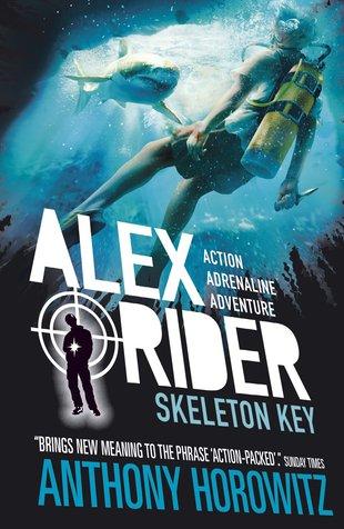 alex rider 3 skeleton key scholastic kids 39 club. Black Bedroom Furniture Sets. Home Design Ideas