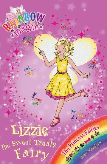 rainbow magic princess fairies lizzie the sweet treats fairy scholastic kids 39 club. Black Bedroom Furniture Sets. Home Design Ideas