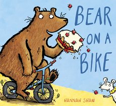 Bear on a Bike (PB)