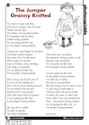 'The Jumper Granny Knitted' poem