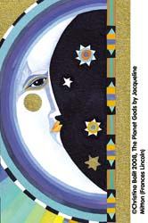 Illustration of a Moon
