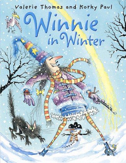 Winnie in Winter - Scholastic Kidsu0026#39; Club