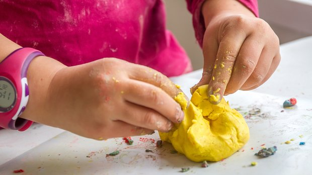 Play dough 1