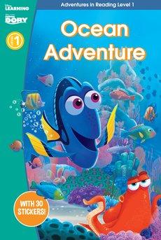 Finding Dory - Ocean Adventure