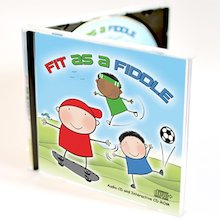 Fit as a fiddle cd