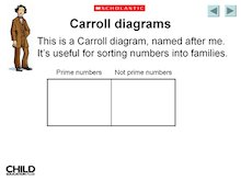 Lewis Carroll puzzle 1