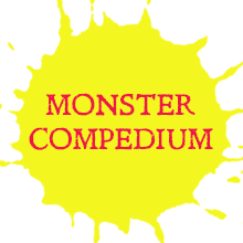 Robyn Silver Monster Compedium button