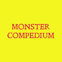 Robyn Silver Monster Compedium button