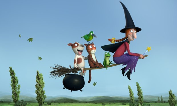 Room on the Broom DVD still 1