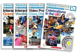 Timesaver Interactive covers