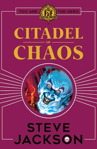Fighting Fantasy: Citadel of Chaos DO NOT FEED OUT