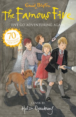 Famous Five Five Go Adventuring Again Scholastic Kids Club
