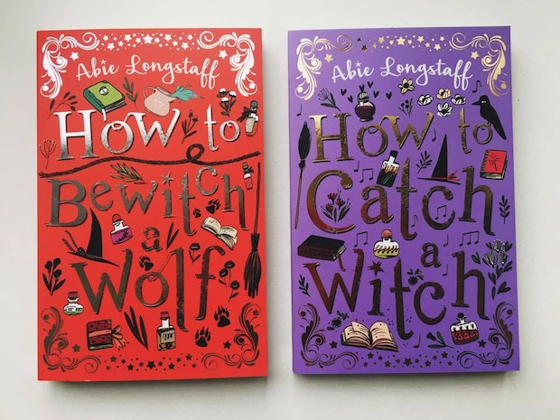 Bewitch a Wolf & Catch a Witch