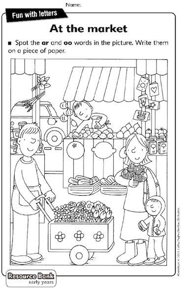 ... activity sheet – FREE Primary KS1 teaching resource - Scholastic
