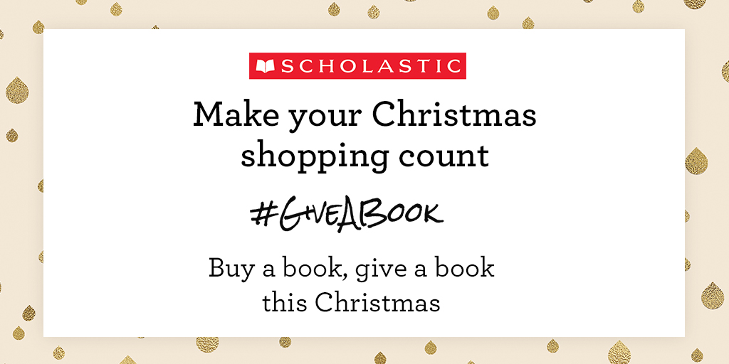 Buy a book, give a book this Christmas