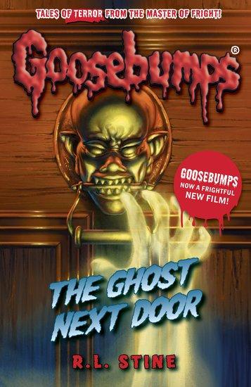 Goosebumps The Ghost Next Door Scholastic Shop