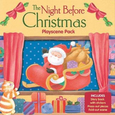 Night Before Christmas pack