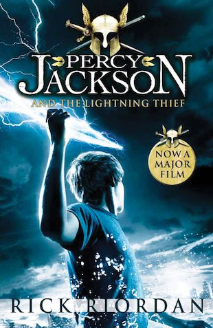 Gallery For The Lightning Thief Book
