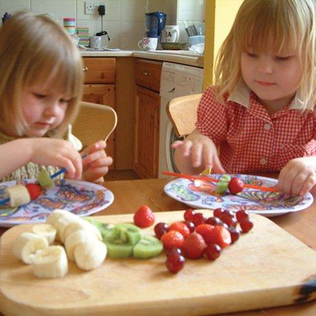 Making food