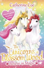 The Unicorns of Blossom Wood 1