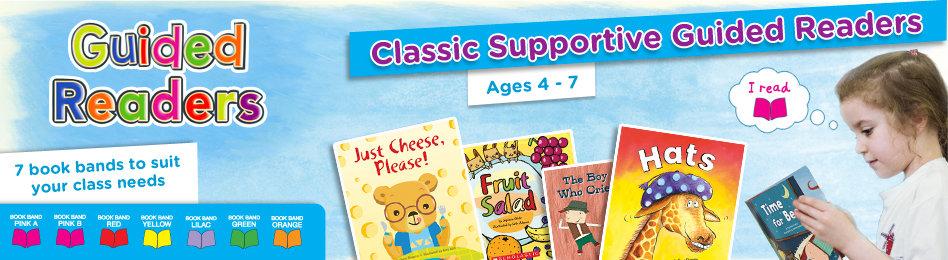 Teacher ed guided readers 957778
