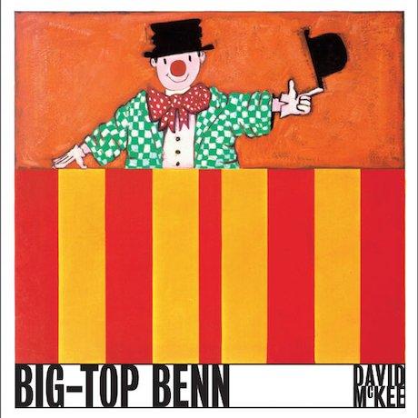Big-Top Benn cover