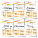 The Primary Teacher's Guide to English Set x 6