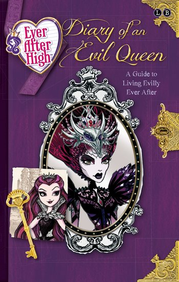 English In Italian: Ever After High: Diary Of An Evil Queen