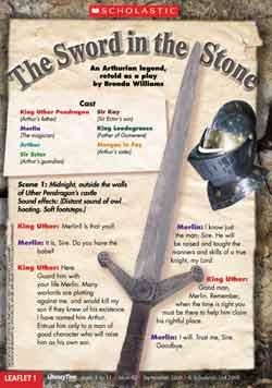 ... Sword in the Stone – FREE Primary KS2 teaching resource - Scholastic