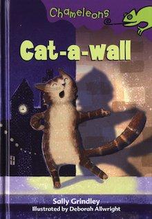 Cat-a-wall