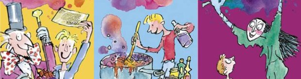 Dahl's fizzwondrous characters