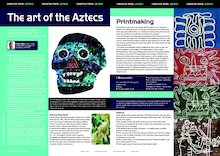 The art of the Aztecs