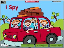 I Spy interactive game