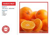 Handa's fruit circle-time cards